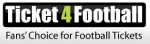 Tickets4Football Coupon Codes & Deals 2019