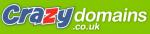 Crazy Domains優惠碼