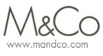 M&Co 쿠폰