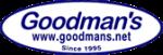 Goodman's Coupon Codes & Deals 2021