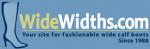 go to Wide Widths
