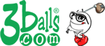 3Balls Coupon Codes & Deals 2020