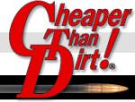 Cheaper Than Dirt 쿠폰