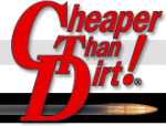 Cheaper Than Dirt