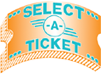 Select A Ticket 쿠폰