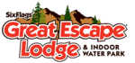 go to Six Flags Great Escape Lodge
