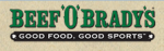 Beef 'O' Brady's Coupon Codes & Deals 2020