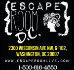go to Escape Room Live DC