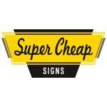Super Cheap Signs 쿠폰