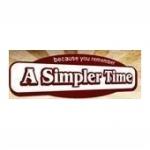 A Simpler Time Coupon Codes & Deals 2020